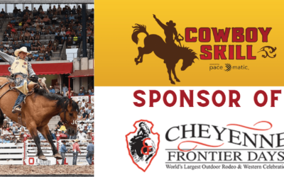 Cowboy Skill Games Announces Top-Level Sponsorship of Cheyenne Frontier Days