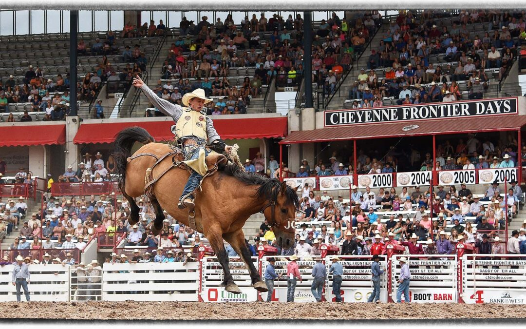 Pace-O-Matic to Sponsor Cheyenne Frontier Days